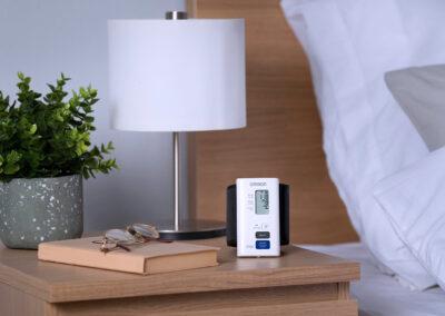 Waarom is het belangrijk ook 's nachts je bloeddruk te meten?
