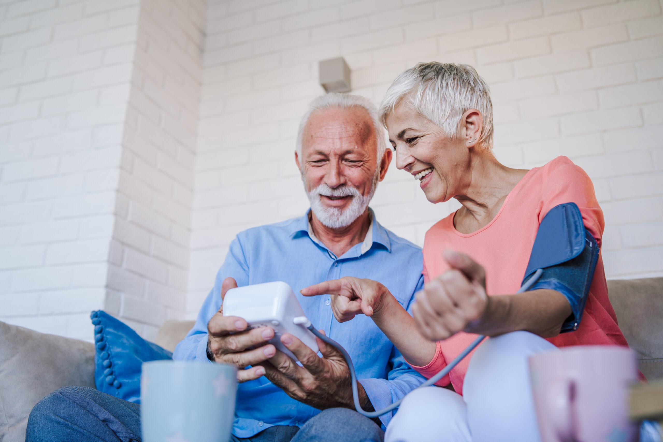 Wat kan je doen om het risico op een verhoogde bloeddruk te verlagen?
